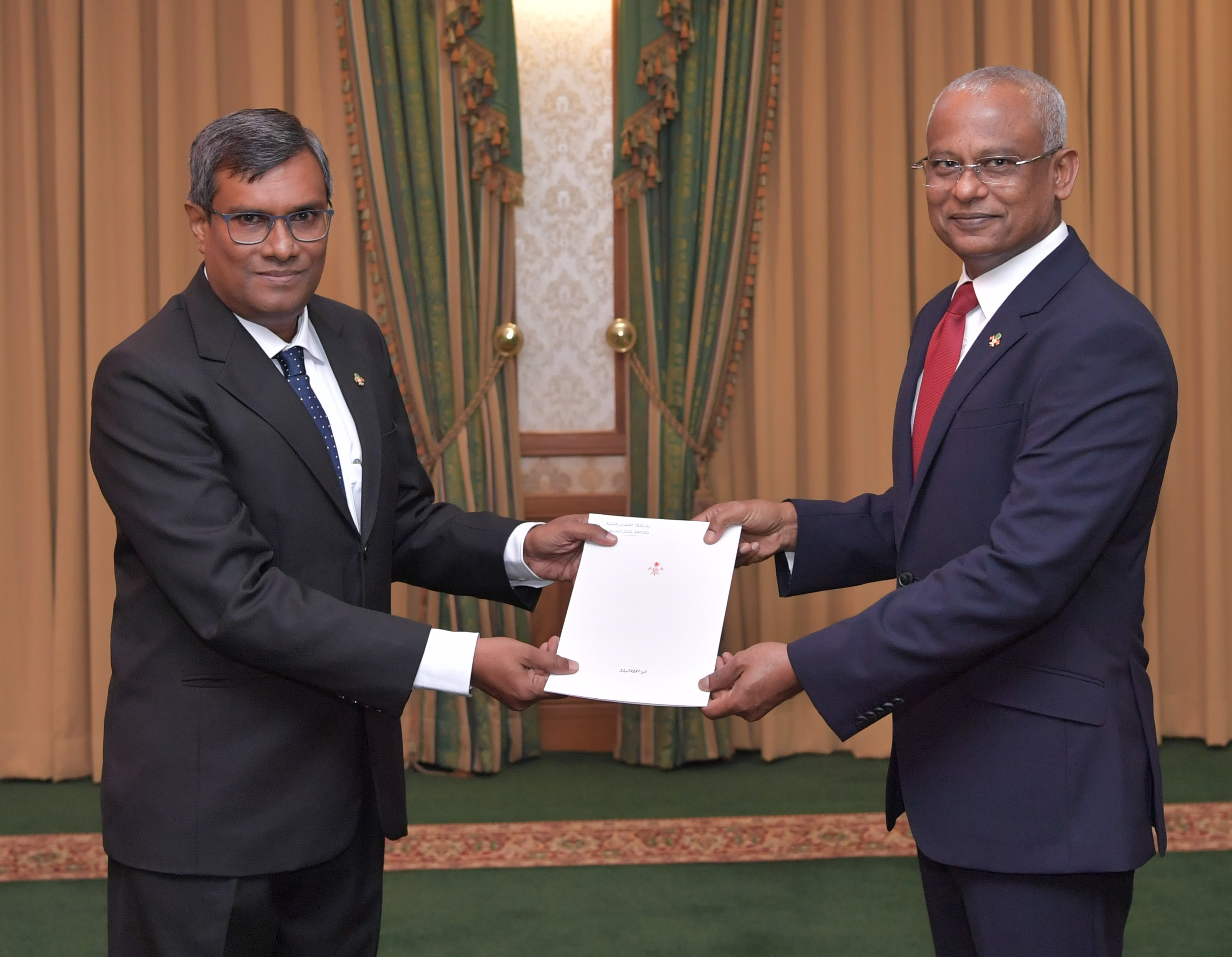 President appoints Ahmed Muthasim Adnan as Chief Justice of the Maldives