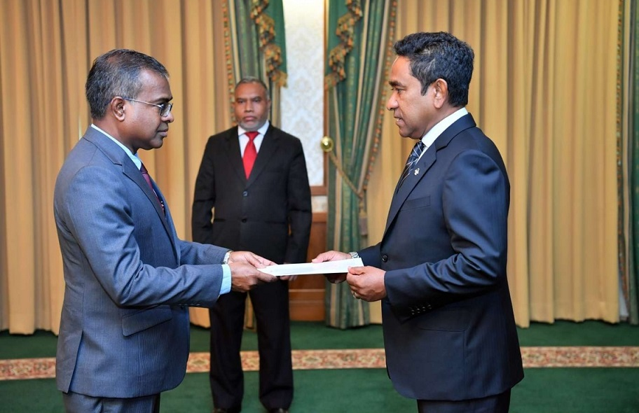 President Yameen appoints Dr. Ahmed Abdulla Didi as the new Chief Justice